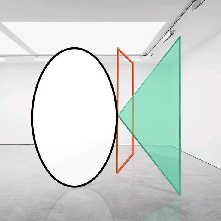 "Mikael Christian Strøbek (@mikaelchristianstrobek) on Instagram: """"Three/60/SWC/TGT/POS"". 2017.  #conceptualart #sculpture #installationview #artist #abstractart…"""