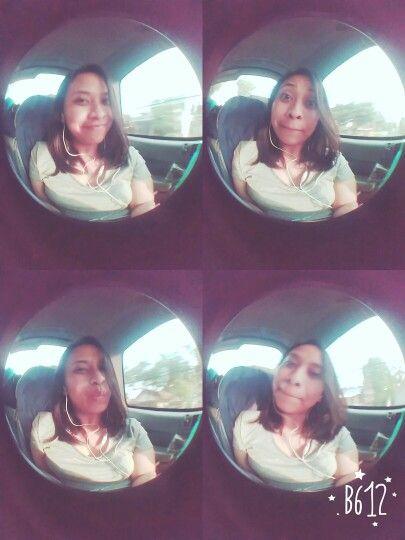 At car.... #narsism