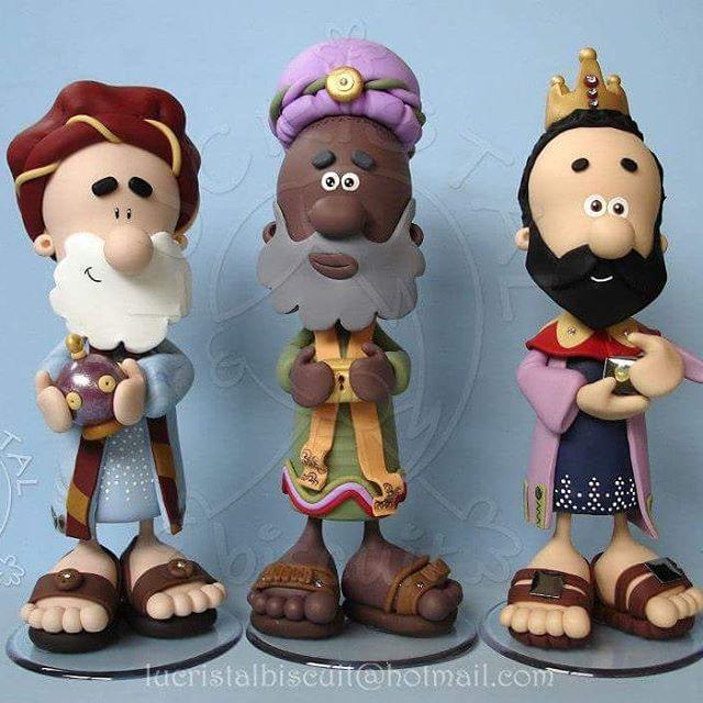 Dia de Reis #lucristalbiscuit
