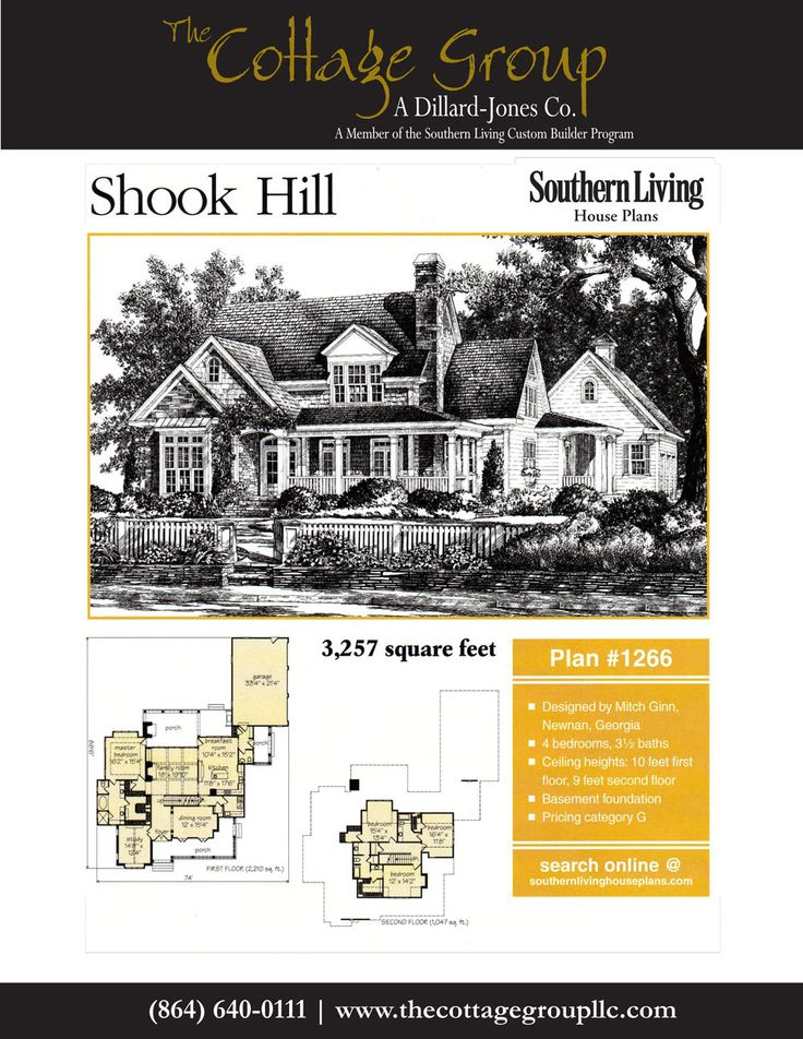 Shook Hill : The Cottage Group