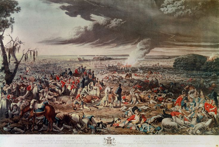 battle of waterloo essay Free essay: the battle of waterloo is one of the most famous battles in european  history the battle itself started when napoleon escaped from elba and.