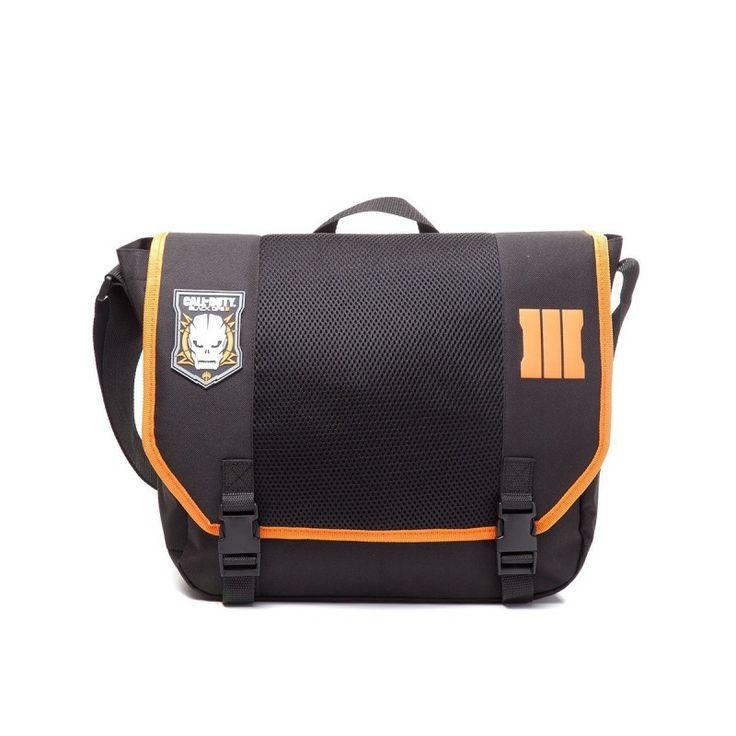 Call of Duty: Black Ops 3 - Skull Logo Messenger Bag
