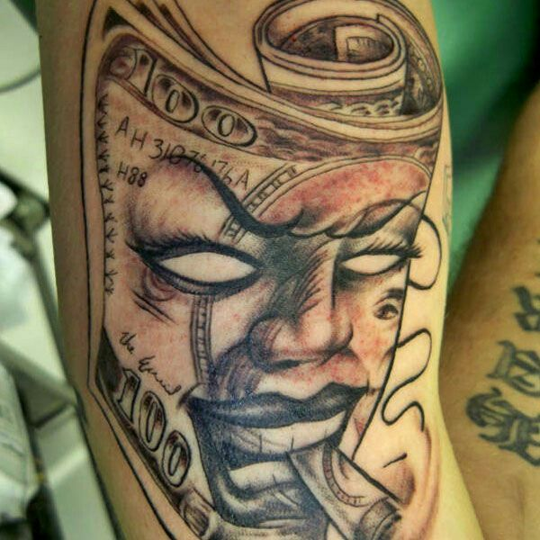Money Tattoo