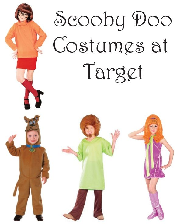 Frugal Fashionista, Frugal Mommy: Easy Halloweeen Costumes Ideas For Kids! - The Frugal Flock Scooby Doo