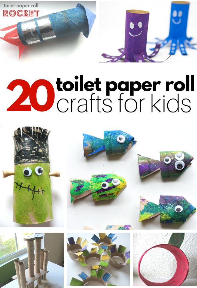 Toilet Paper Roll Crafts For Kids No Time For Flash Cards In 2020 Toilet Paper Roll Crafts Paper Towel Roll Crafts Paper Roll Crafts