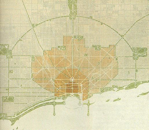Burnham 1909 chicago plan - Burnham Plan of Chicago - Wikipedia, the free encyclopedia