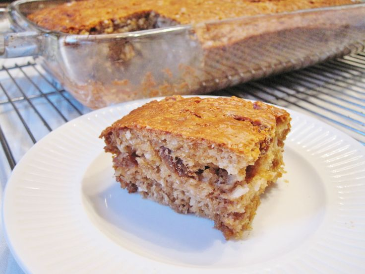 Jamaican Toto Coconut Cake Recipe (video)