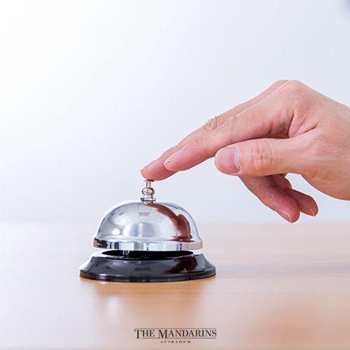 The Mandarins Acıbadem'deyseniz kuru temizleme, temizlik, fatura ödeme, catering gibi gündelik işler sizin için sorun değil. Siz kendinize daha fazla zaman ayırın, biz bunları sizin için halledelim.