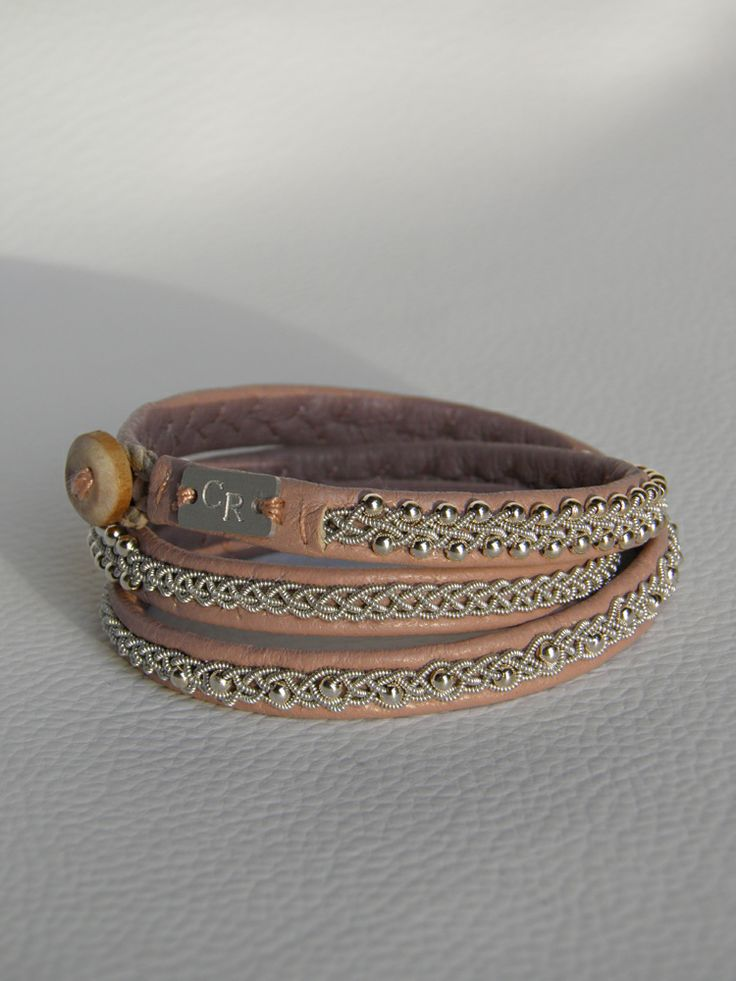 TRIPLE DELUXE sami bracelet www.charlottesblogshop.com