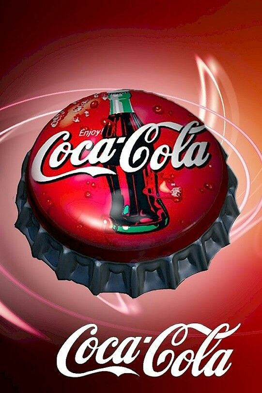 *m. Coca cola bottle top