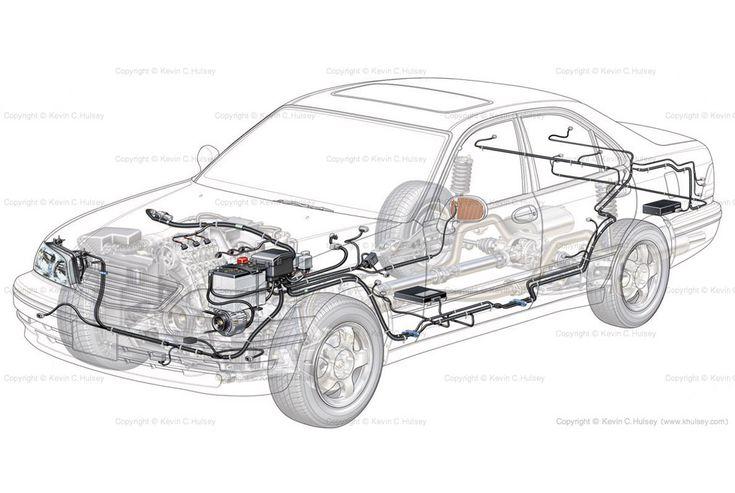 driveline mechanical schematic