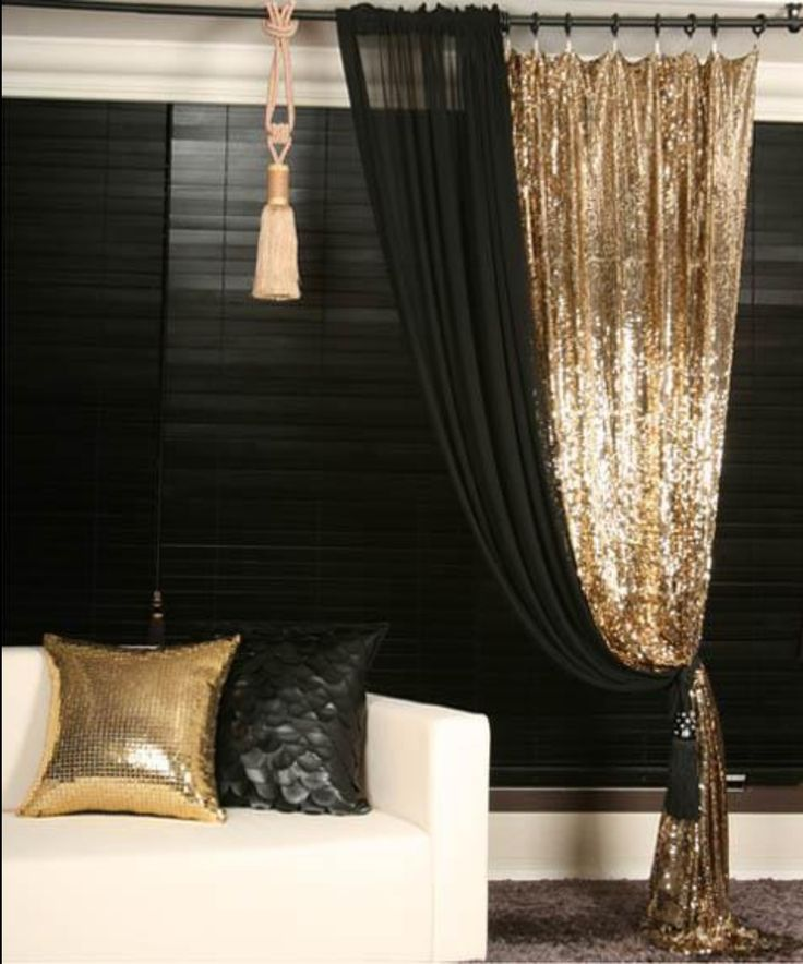 A touch of Gold Bling! Love it!