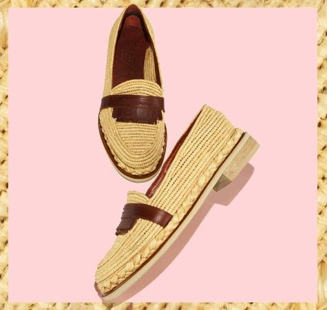 Need It Now: Robert Clergerie's Raffia Loafers - Vogue Daily - Vogue