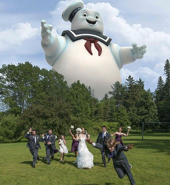 crazy wedding party attack pictures 07 in Top 7 Crazy Wedding Disaster Photographs