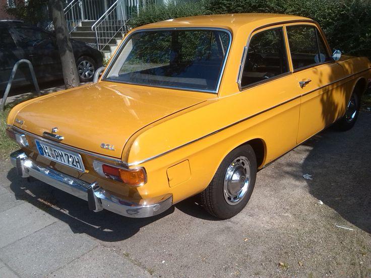 Hamburg - Audi 60 L aus dem Baujahr 1965-1972 | Oldtimer, Autos und motorräder