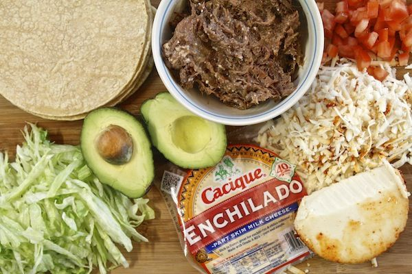 Cacique Cheese Ingredients  #AuténticoCheeseSociety #CheeseSociety  #ad