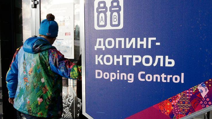 Schwerwiegender Doping-Verdacht: Wird Russland von den Olympischen Spielen ausgeschlossen?