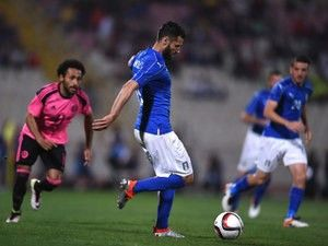 Chelsea's 'pursuit of Antonio Candreva boosted as Inter Milan choose replacement'