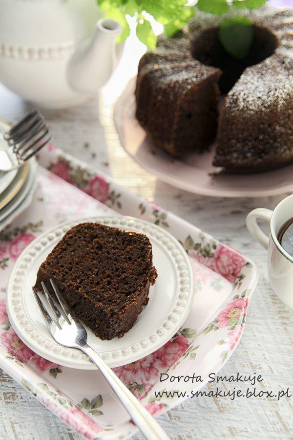 chocolate amaranth & spelt cake