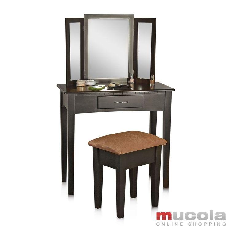 die besten 25 schminktisch hocker ideen auf pinterest. Black Bedroom Furniture Sets. Home Design Ideas