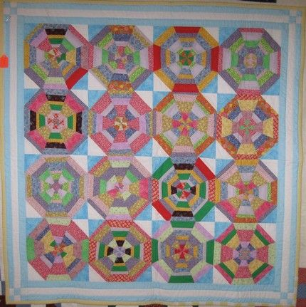 Free Quilt Patterns From Pinterest : Before pinterest- kaleidoscope Quilt Patterns Pinterest