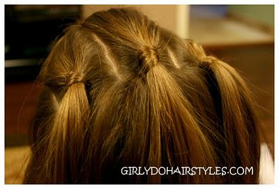 Girly Do's By Jenn: Ideas For Short Hair---#7