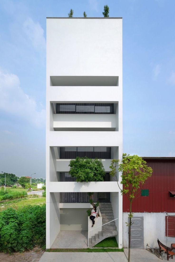 Best Kitchen Gallery: 189 Best Vietnamese Architecture Images On Pinterest Ho Chi Minh of Modern Houses In Vietnam on rachelxblog.com