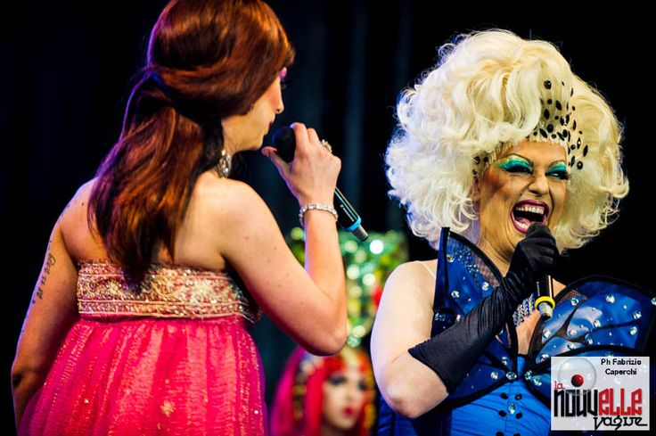 Drag Factor 2014 @ Gay Village, Roma