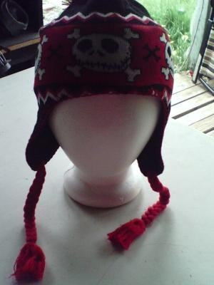 Nightmare Before Christmas Knit Winter Hat NWT Free ShippingFree Ships, Knits Winter, Christmas Knits, Nwt Free, Hats Nwt, Nightmare Before Christmas, Winter Hats