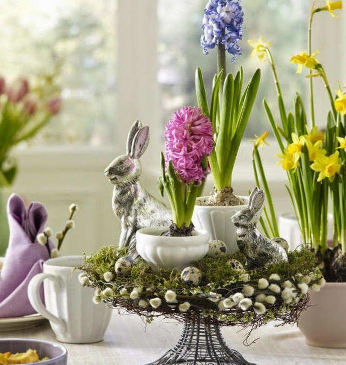 Σπίτι και κήπος διακόσμηση: Πώς να διακοσμήσετε το σπίτι σας για το Πάσχα: 50 Μοντέρνες και ενδιαφέρουσες ιδέες
