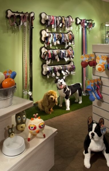 Jet Pets Boutique, Denver: Photography: Brent Moss, Brent Moss Photography, Carbondale, Colo.View Image Details