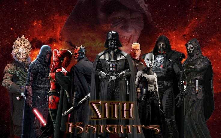 Star Wars All Sith Lords | ARCHIVED-Darth Dovahkiin , Mar ...