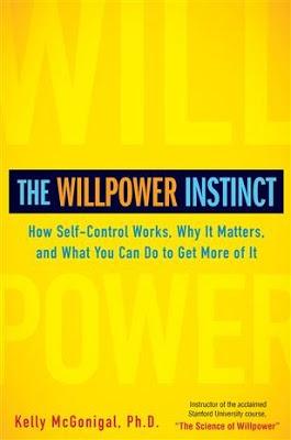 the willpower instinct how self control works pdf