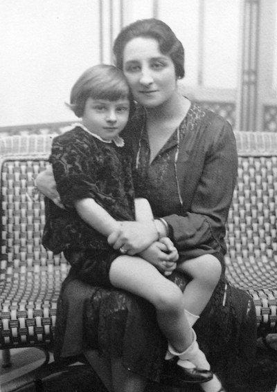 Zizi Lambrino and Mircea