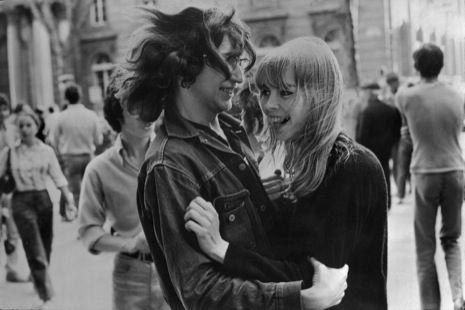 Henri Cartier-Bresson, Vaucluse, Avignon France, 1969