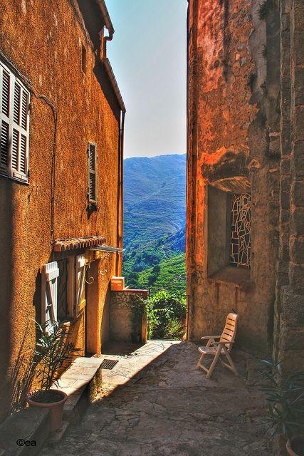 Speloncato, Corsica, France