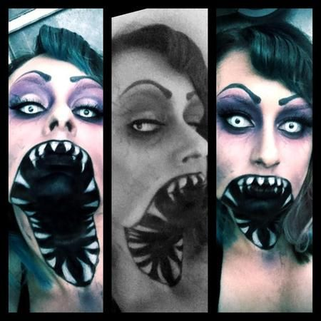 94 best Halloween Make up images on Pinterest   Costumes ...