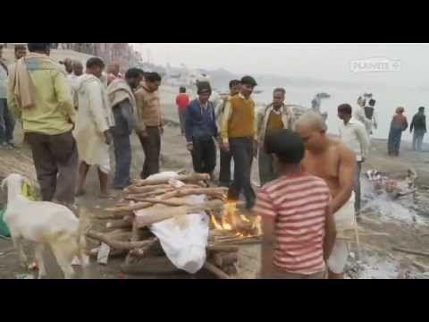 INDIE - Dotyk niesamowitego   odc.1 - Ghaty Waranasi