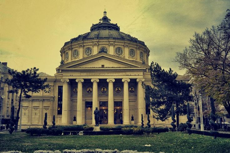 Romanian Atheneum is one of the greatest in Europe. It is the master-work of French architect Albert Galleron with outstanding acoustic and resemblance of an ancient temple. Stay at Radisson Blu Bucharest  to #DiscoverBucharest and find out the unknown of its history.