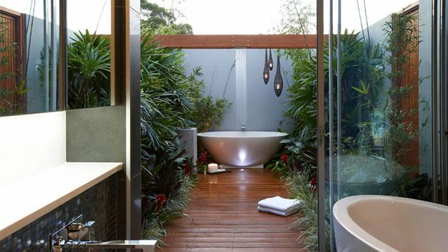 25 Inviting Tropical Toilet Design Concepts - http://www.house-decoratingideas.com/25-inviting-tropical-toilet-design-concepts