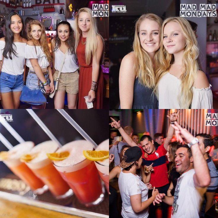Join us tonight for the maddest #Monday party #MADMADMONDAY at #kubarlounhe #Rytirska13👯