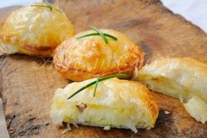 Sfogliette con patate e ricotta ricetta veloce
