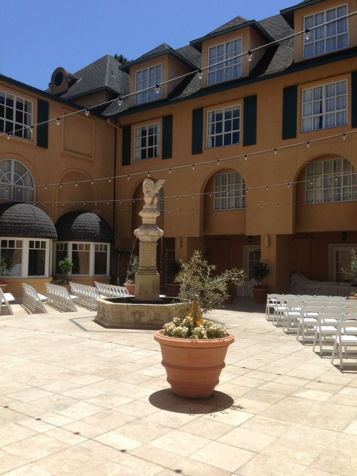 Lafayette Park Hotel Spa In Ca Pinterest And