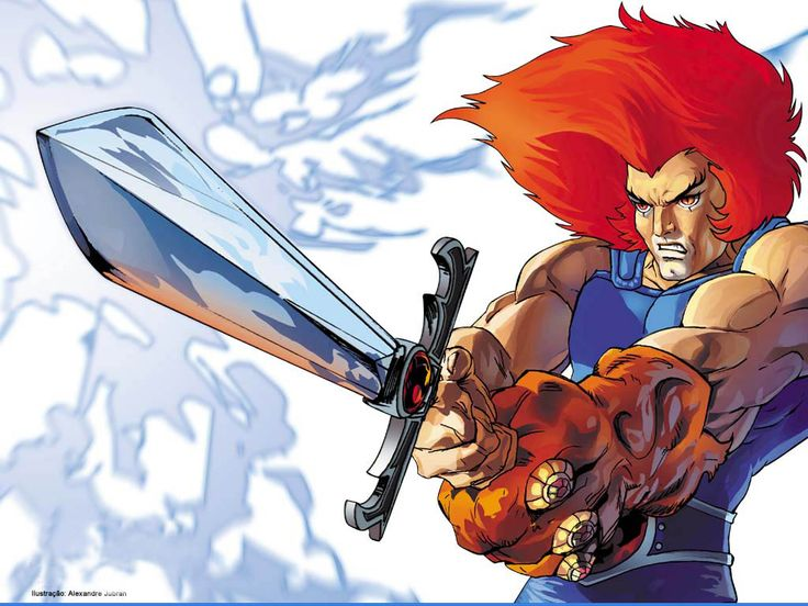 James McAvoy wants a Thundercats movie!