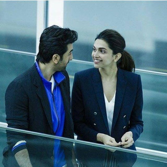 Deepika and Ranbir More