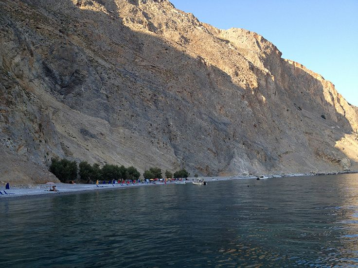 Glyka Nera, Crete