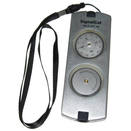 Digiwave Professional Compass Tools (DGTCT10), Silver