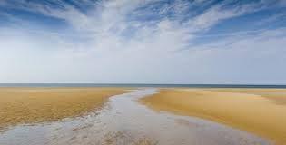 Norfolk beaches....