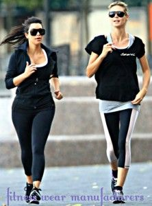 Say 'Hello' to Good #Health With Proper Running and Fitness #Clothes!