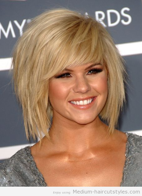 Medium Short Hairstyles best 25 short haircuts ideas on pinterest blonde bobs graduated bob medium and medium length bobs 2014 Medium Hair Styles For Women Over 40 Medium Short Hairstyles For